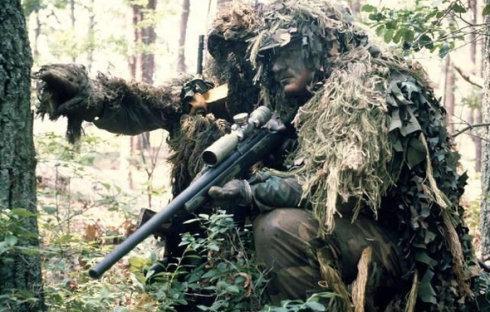 實至名歸的「槍王」 M40狙擊步槍 - 每日頭條