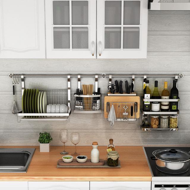 廚房雜亂難收拾?二十款多功能置物架推薦 - 每日頭條