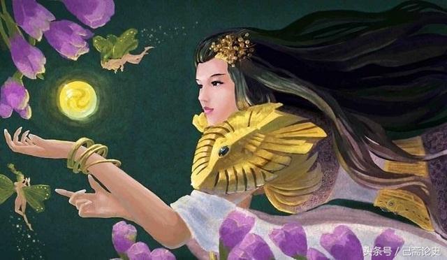 山海經神話故事系列:創世女神女媧娘娘三部曲之「女媧造人」(第17期) - 每日頭條