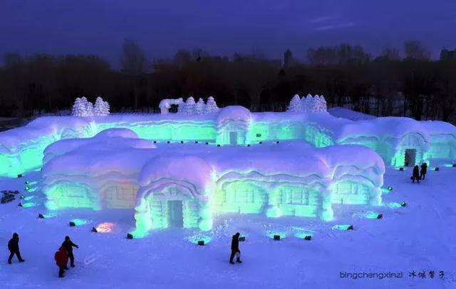 哈爾濱太陽島國際雪雕博覽會今年有什麼亮點? - 每日頭條