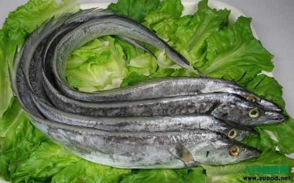 帶魚的功效與作用及食用方法 - 每日頭條