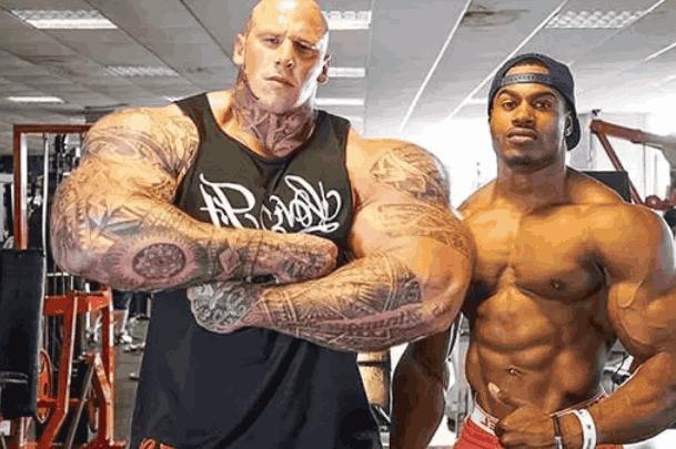 吃藥練出來的肌肉和普通健身練出來的肌肉,有什麼不同? - 每日頭條