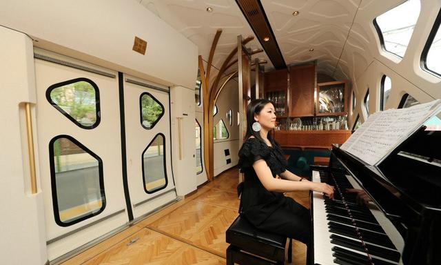 直擊舒適豪華的日本臥鋪列車 - 每日頭條