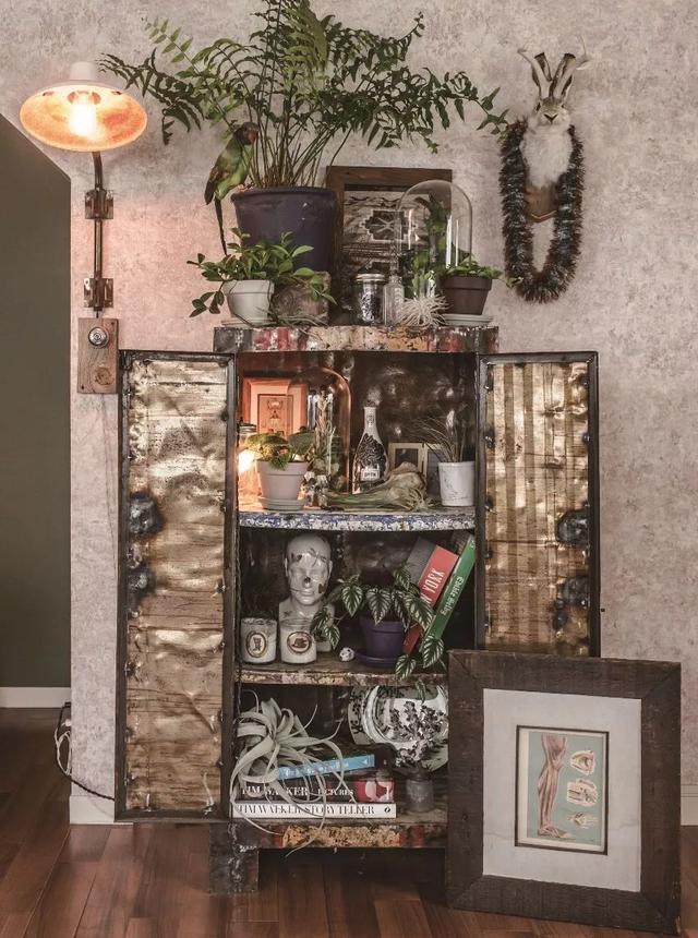 潮男造型師教你打造植物系復古家,開啟新的生活方式 - 每日頭條