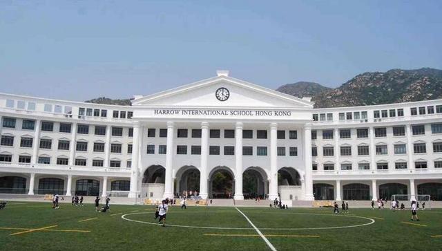 這些明星大腕的後代竟然都在香港的國際學校 - 每日頭條