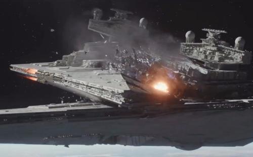 帝國殲星艦,銀河帝國的力量象徵! - 每日頭條