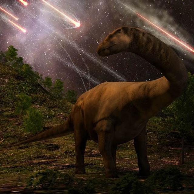 恐龍滅絕的隕石爆炸到底比原子彈強多少倍,你知道嗎? - 每日頭條