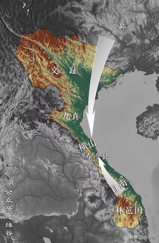 在混亂的三國時期,東吳為何還能控制半個越南? - 每日頭條