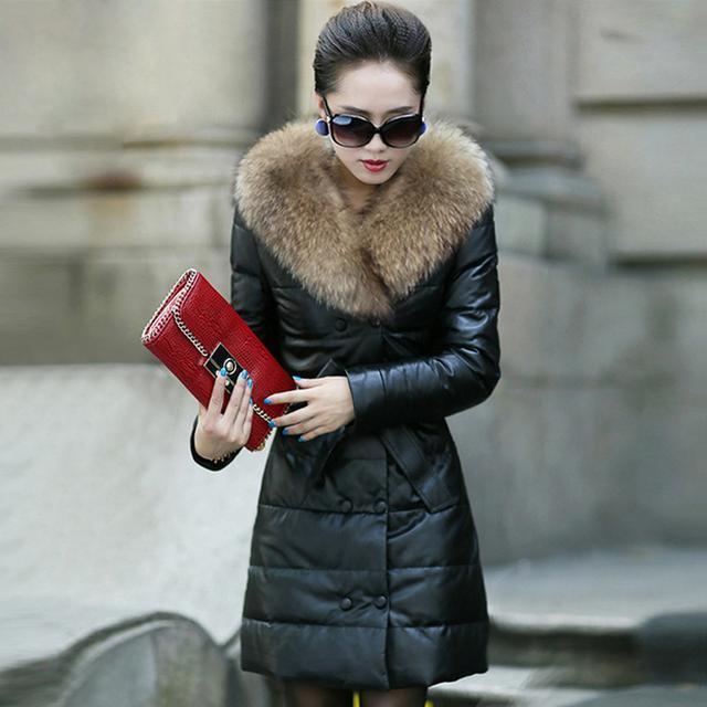 如何把羽絨服穿時尚?顯瘦保暖還不臃腫。高級感提升 - 每日頭條