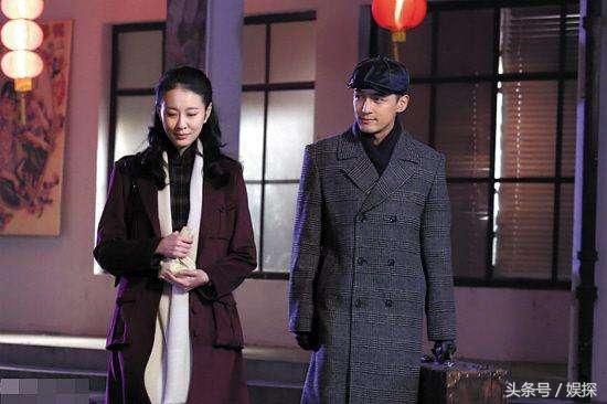 《偽裝者》程錦雲近照美翻了 網友:拿下胡歌 - 每日頭條