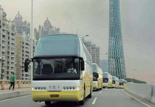 廣州坐巴士去深圳現在只要25塊! - 每日頭條
