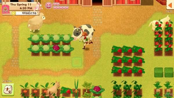 《牧場物語:希望之光》將於11月登陸PC 18年上線PS4 - 每日頭條