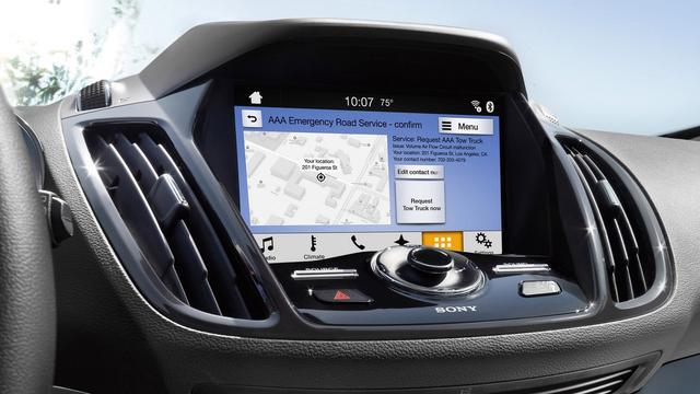 福特2016款全系車型均可免費升級SYNC 3系統 - 每日頭條