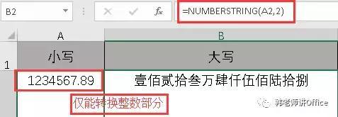 Excel125|人民幣阿拉伯數字轉中文大寫 - 每日頭條