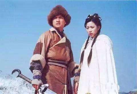 你有沒有看過1999年TVB版武俠電視劇《雪山飛狐》 - 每日頭條