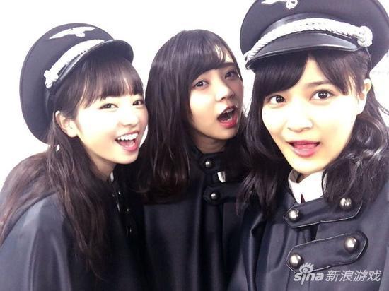 裝的太過了吧!日本偶像團體竟以納粹扮相登臺 - 每日頭條