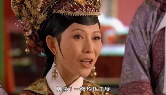 甄嬛傳:誰看懂了?甄嬛產下雙生子。皇后送她玲瓏玉璧有何深意? - 每日頭條