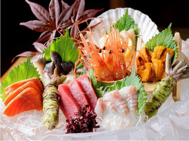 美食科普:生魚片跟刺身有什麼區別嗎?看完吃貨們就懂啦! - 每日頭條