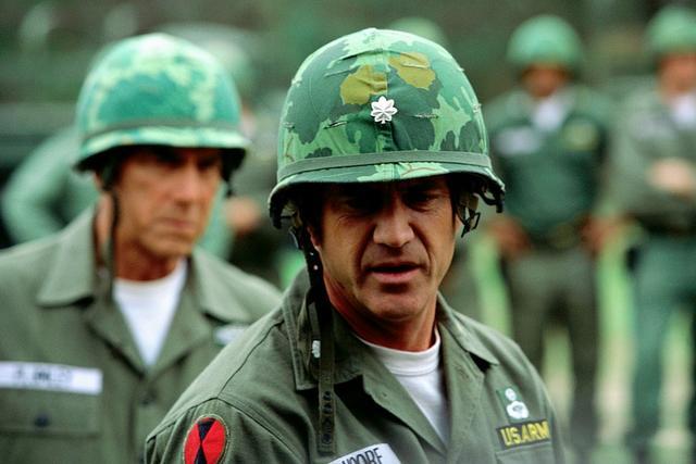 我們曾經是戰士:美越雙方慘烈的德浪河谷戰役 - 每日頭條