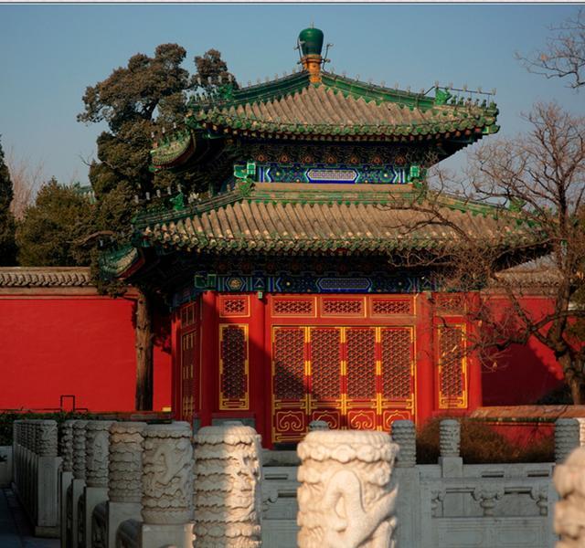 極樂寺——中外佛教交流的地方 - 每日頭條
