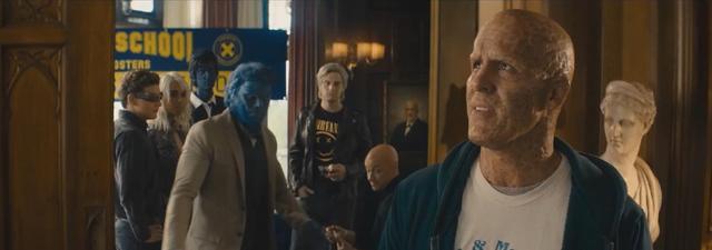 《死侍2》X教授和金剛狼客串,斯坦李老爺子在這個不起眼的地方! - 每日頭條