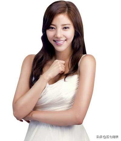 韓國美女演員歌手---孫淡妃 - 每日頭條