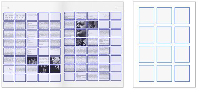 平面設計中的網格系統 - 每日頭條