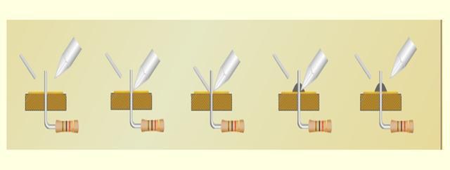 在家如何自己焊接電路板?再也不怕家電接觸不良時好時壞了 - 每日頭條