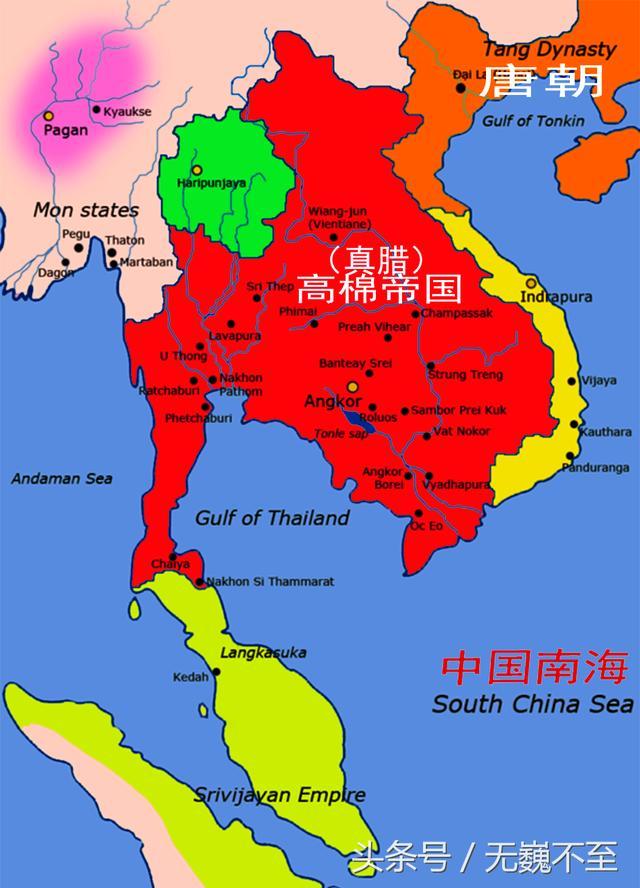 東南亞沒落帝國現狀——坐擁世界七大奇蹟之一卻是最不已開發國家 - 每日頭條