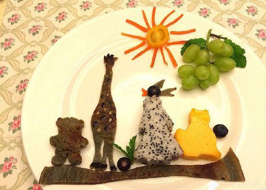 「童話」創意早餐,快給家人做吧 - 每日頭條