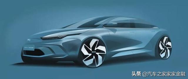 最美國產電動轎跑曝光!極速可達150km/h。這配置還要啥Model3 - 每日頭條