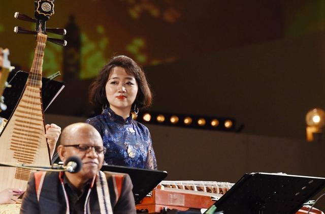 音樂文化走向摩洛哥。中國元素亮相音樂節 - 每日頭條
