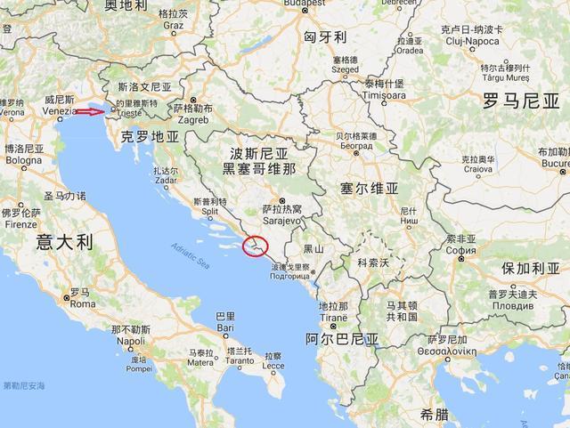 海岸線最短的國家,差點就被擠成內陸國 - 每日頭條