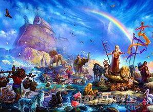 洪水滅世――諾亞方舟 - 每日頭條