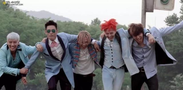 5個韓國男團。我猜你只認識bigbang、EXO。全認識叫你一聲大佬! - 每日頭條