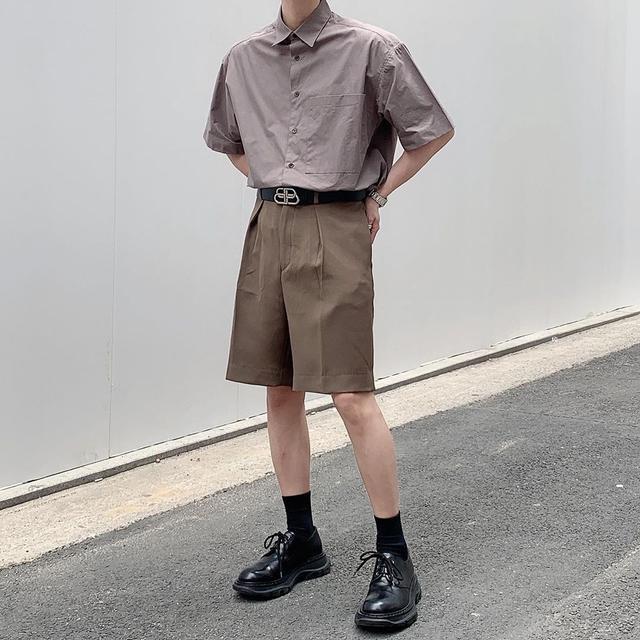 男生「簡單幹凈」的日系穿搭,4套實用搭配,讓你更帥氣 - 每日頭條