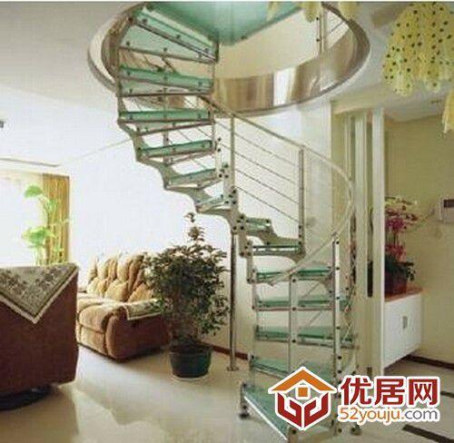 躍層小戶型樓梯設計 盡情體現你的生活品味 - 每日頭條