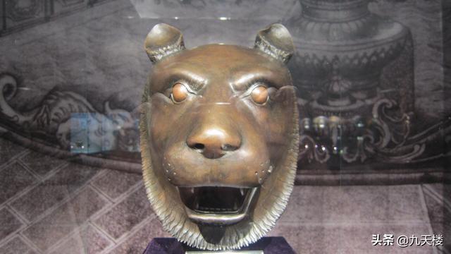 圓明園十二獸首,150多年的漂泊,已有七尊回到中國 - 每日頭條