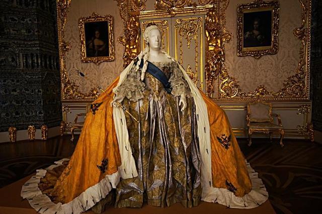 縱情聲色的蕩婦,凌駕歐洲的土豪——揭秘不為人知的葉卡捷娜女王 - 每日頭條