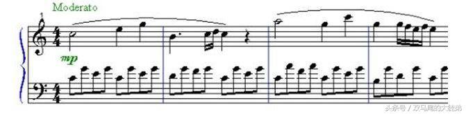 基本樂理:記譜中的常用記號 - 每日頭條