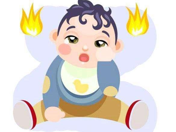 寶寶的這些癥狀是上火了嗎?上火是什麼? - 每日頭條