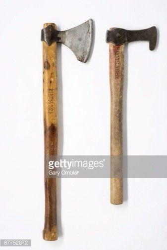 現代斧頭的始祖還數北歐海盜戰斧。一種款式用了上千年! - 每日頭條