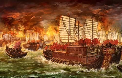 「草船借箭」和「火燒赤壁」並非子虛烏有。但跟諸葛亮沒關係! - 每日頭條
