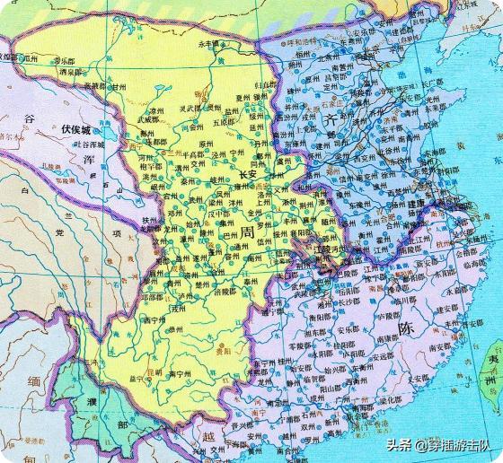 中華的崩潰與擴大|一鍵收藏魏晉南北朝 - 每日頭條