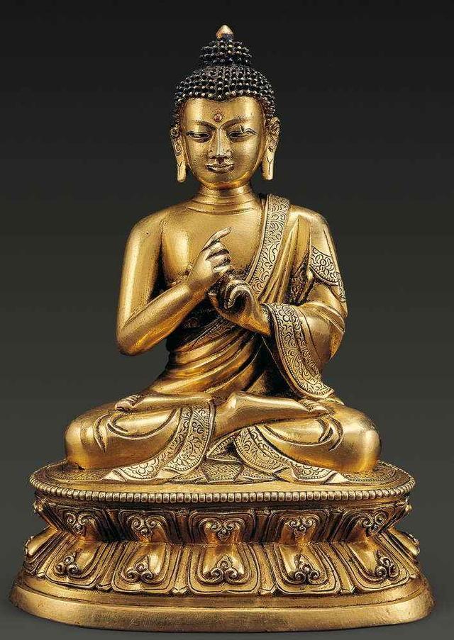 佛像的七種手勢你知道多少?信佛的也不一定全懂 - 每日頭條