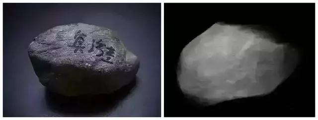 X光機真的能告訴你翡翠原石里的秘密嗎? - 每日頭條