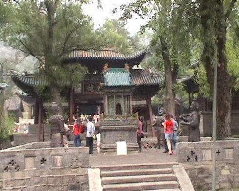 剪桐封弟:晉祠是太原城外的世外桃源,也是懷古的好去處 - 每日頭條