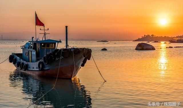 珠海|外伶仃島開漁節海鮮指南 - 每日頭條