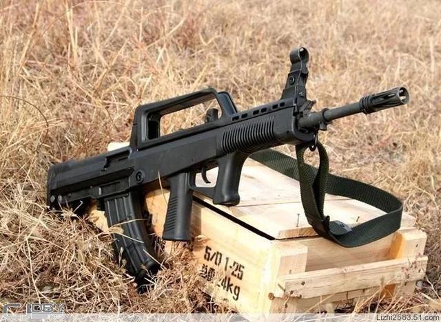 戰爭中的突擊之王!撕裂敵人防線的利刃。世界十大突擊步槍! - 每日頭條