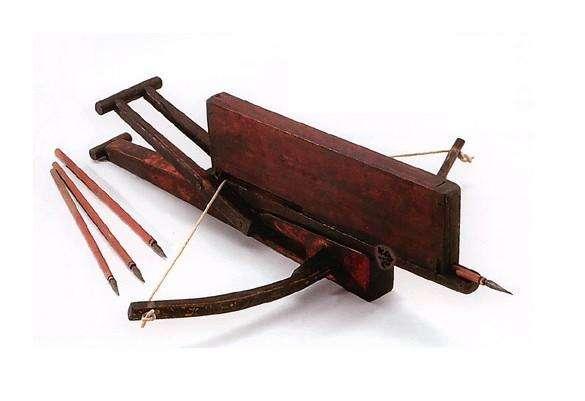 中國古代歷朝軍用弩,最後一個威力巨大! - 每日頭條